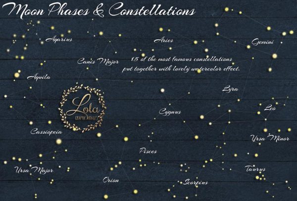 constellations png clipart
