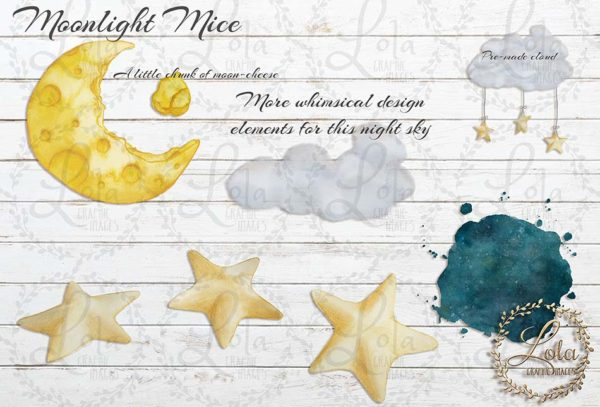 cheese moon png clipart