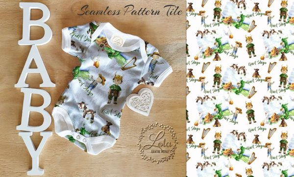 jack and the beanstalk fabric